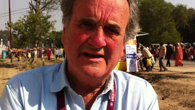 Sir Mark Tully