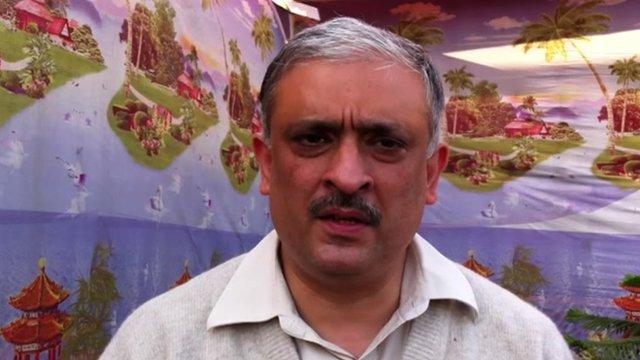 Devesh Chaturvedi