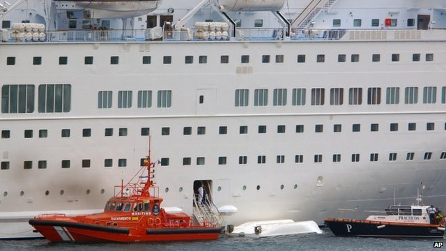 Thomson Majesty cruise ship