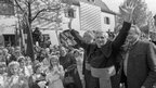 Joseph Ratzinger, the new archbishop of Munich and Freising, 1977