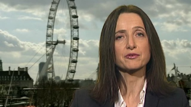 Natalie Fenton of the campaigning group Hacked Off
