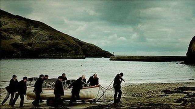 Fisherman's Friends promotional photo