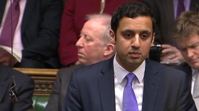 Labour MP Anas Sarwar