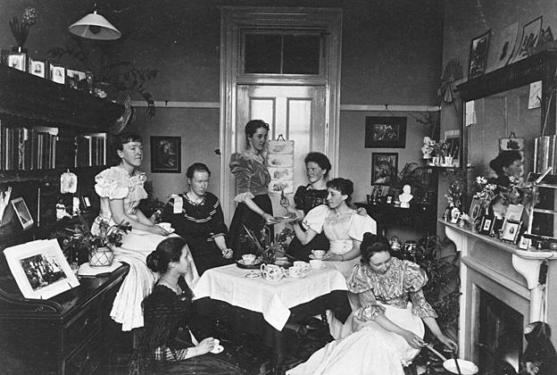Royal Holloway, circa 1890