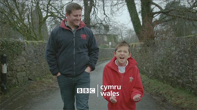 BBC Wales Six Nations 2013 trail