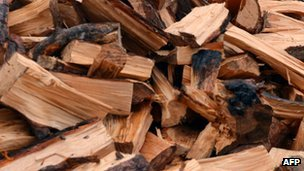 Wood, file pic