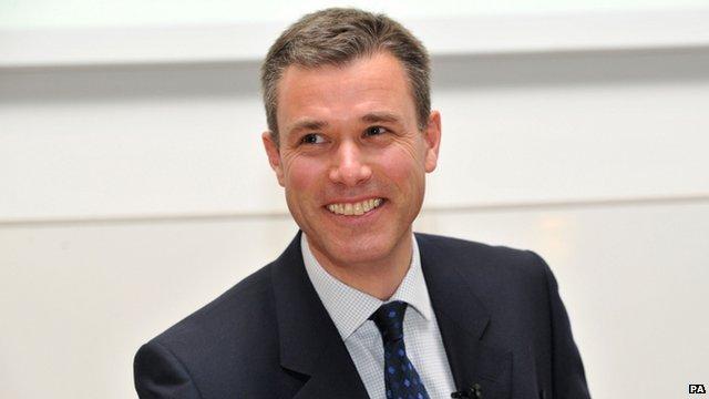 Ed Richards, chief executive of Ofcom
