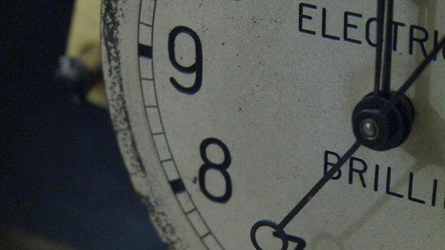 Parisian talking clock