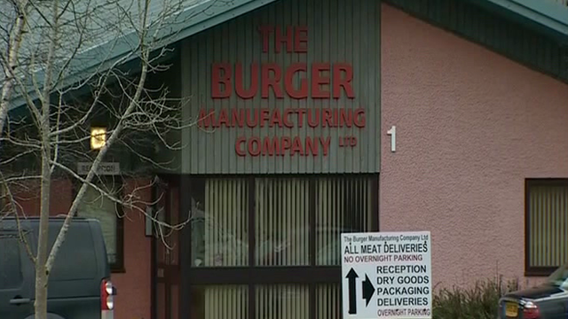 The Burger Manufacturing Company