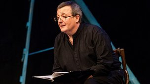 Shaun Prendergast at Live Theatre