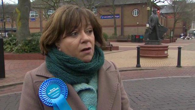 Maria Hutchings, Eastleigh Conservative candidate