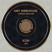Amy Winehouse plaque