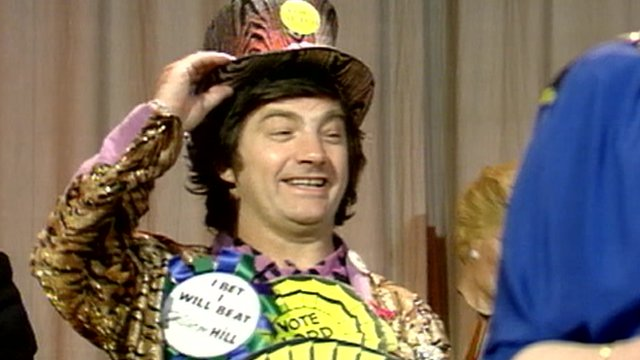 The late Lord Sutch