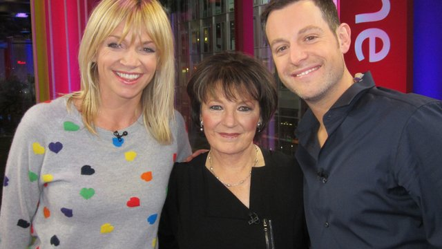 Delia Smith on The One Show
