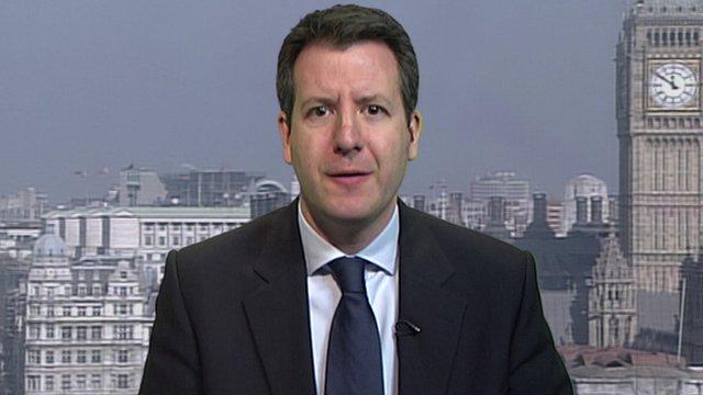 Labour's Chris Leslie MP