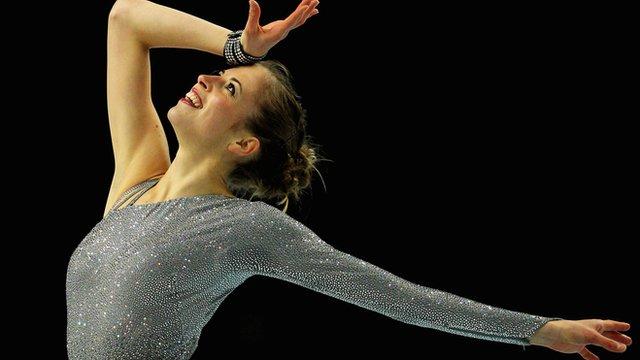 Italy's Carolina Kostner