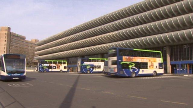 Preston Bus Station
