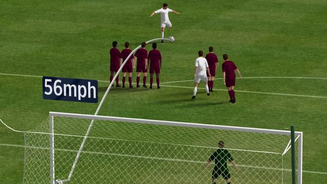 Analysis: Bale's 'unstoppable' free-kicks