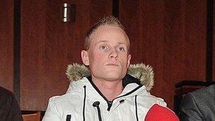 Jamie Bryson