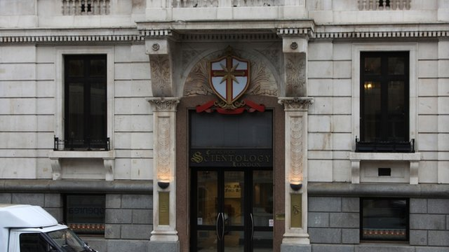 The Church of Scientology London headquarters