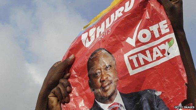 Kenyatta poster
