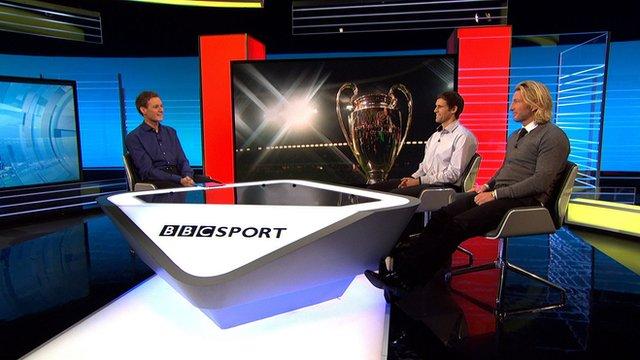 Dan Walker is joined by Robbie Savage and Kevin Kilbane