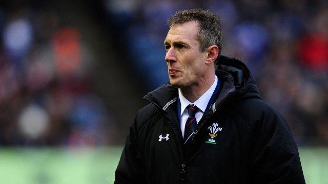 Wales interim coach Rob Howley