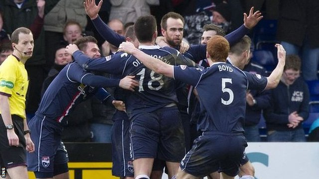 Highlights - Ross County 3-2 Celtic