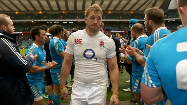 Robshaw wants more from his team after win