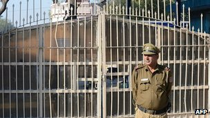 Tihar Prison, Delhi (file image)
