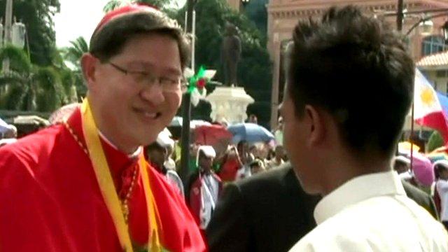 Cardinal Luis Tagle