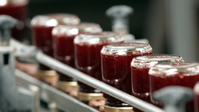 Jam on the production line