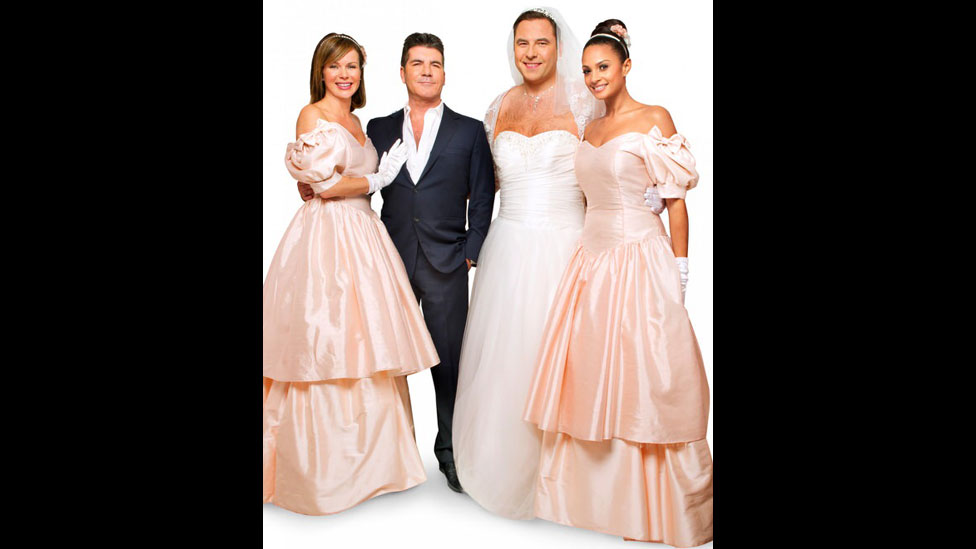 The Big Picture Simon Cowell Gets Married