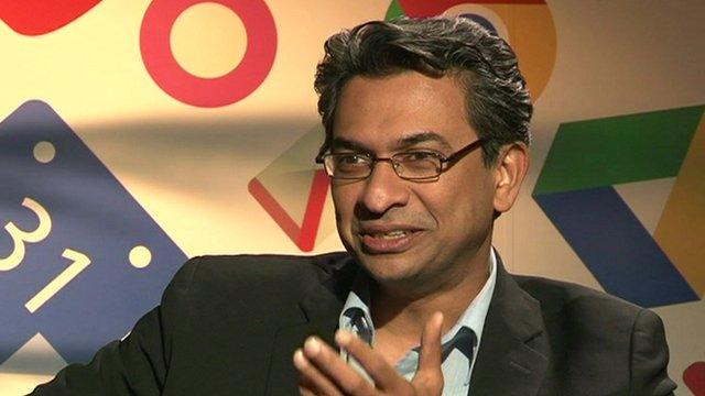 Google India's Rajan Anandan