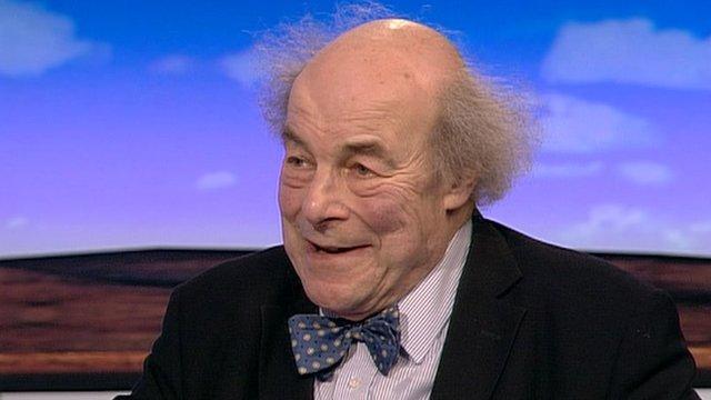 Professor Heinz Wolff