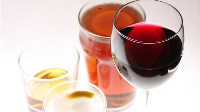 Diodydd alcohol