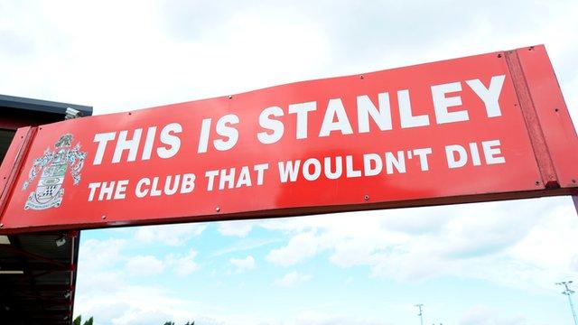 Crown Ground, Accrington Stanley