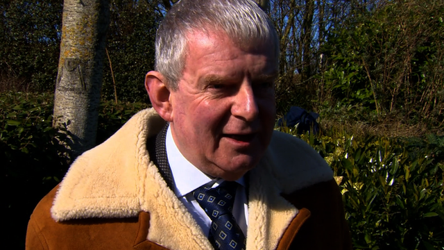 BBC commentator John Motson