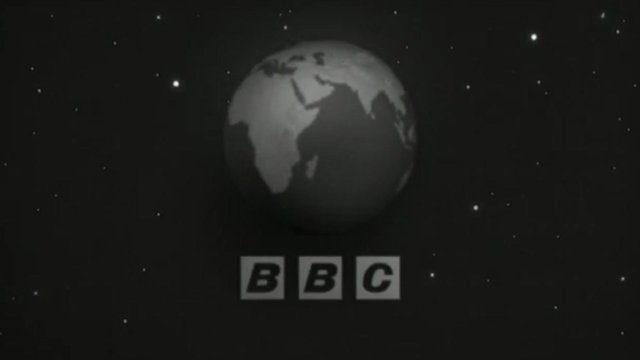BBC logo beneath globe