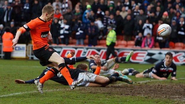 Highlights - Dundee Utd 1-1 Dundee