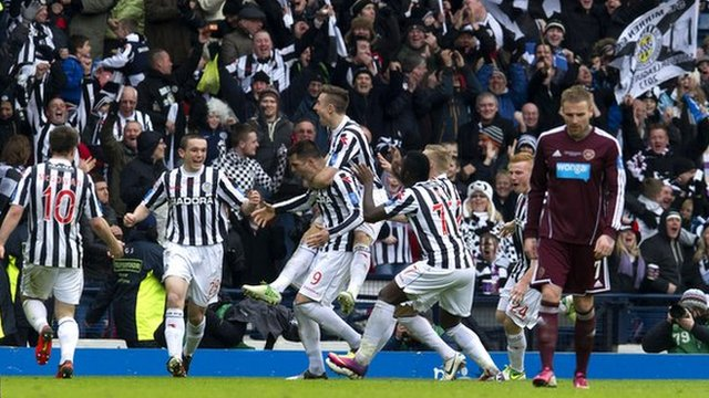 Highlights - St Mirren 3-2 Hearts