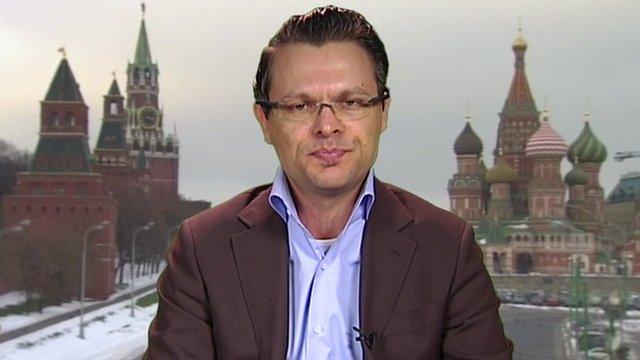 Renaissance Capital's Ivan Tchakarov