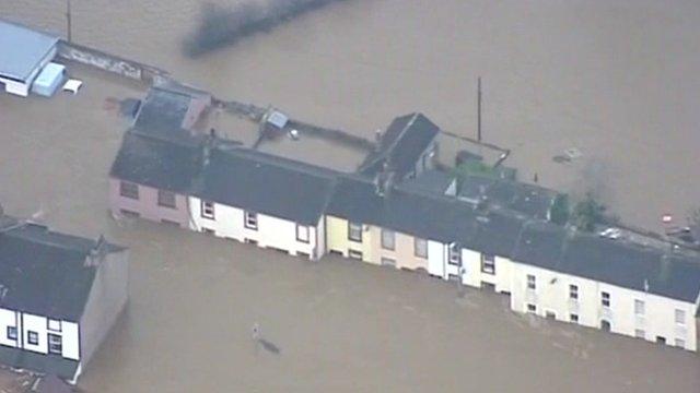 Cockermouth flood
