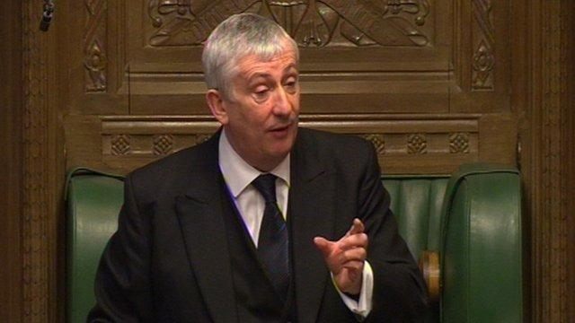 Lindsay Hoyle MP