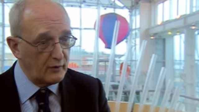 Prof Sir Leszek Borysiewicz, vice-chancellor of Cambridge University