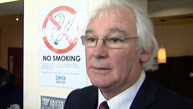 Interview - Dunfermline director Jim Leishman