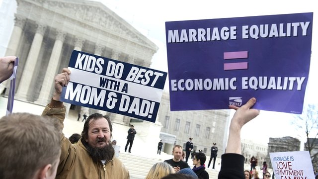 In defense of same sex marriage