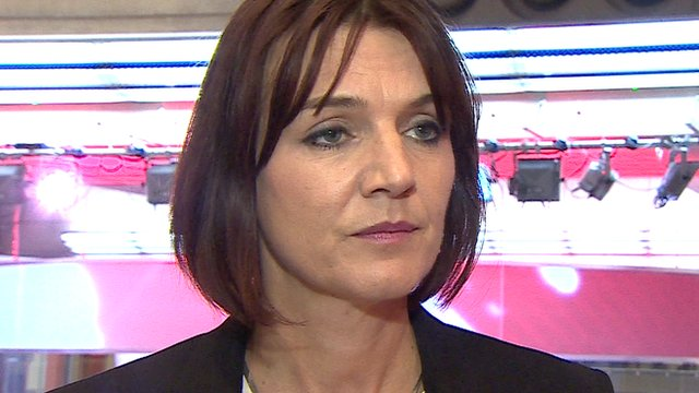 BBC Director of Human Resources, Lucy Adams