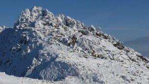 Glyder Fach, Snowdonia