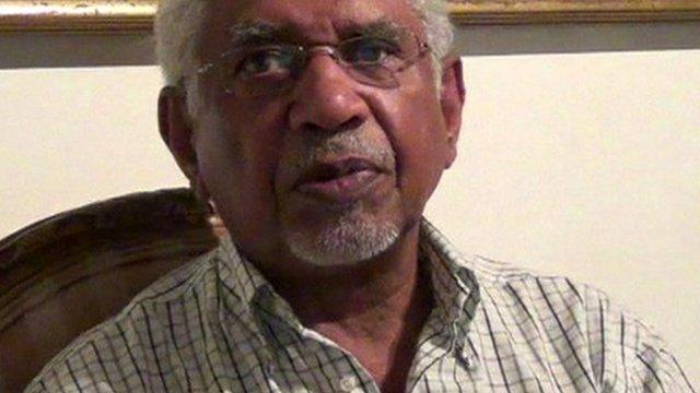 Mac Maharaj, South African presidential spokesman